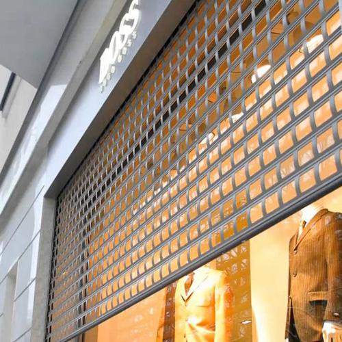 Роллетные решетки на окна и двери