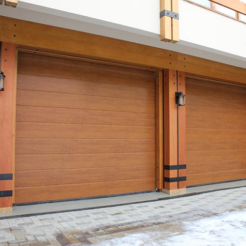 Автоматические ворота Hörmann